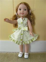 Topsy-Turvy 14.5 Doll Clothes Pattern