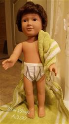 Captain Underwear 18 Doll Clothes Pattern