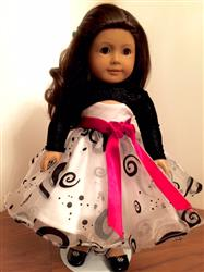 Sewbig verified customer review of IRL Dress and Top 18 Doll Clothes Pattern