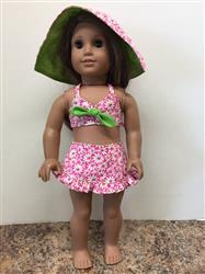 Carol verified customer review of Aloha Vintage Swimsuit 18 Doll Clothes Pattern