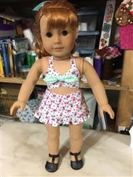 Marilee M. verified customer review of Aloha Vintage Swimsuit 18 Doll Clothes Pattern