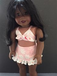 Sewbig verified customer review of Aloha Vintage Swimsuit 18 Doll Clothes Pattern