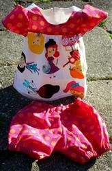 Elana  verified customer review of Bloomer Buddies 18 Doll Clothes Pattern