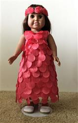 Johanna F verified customer review of Bloomer Buddies 18 Doll Clothes Pattern