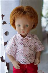 Kurbanovsky L. verified customer review of Alana 14-14.5 Doll Clothes Pattern