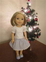 Michele M. verified customer review of Gigi 14-14.5 Doll Clothes Pattern