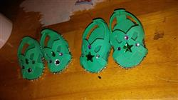 The Mary Sandals 18 Doll Shoe Pattern