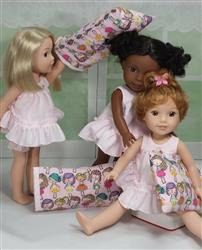 Shirley Fomby verified customer review of Ruffled Shortie Set 14.5 Doll Clothes Pattern