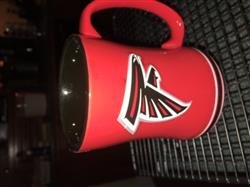 Atlanta Falcons 3D Coffee Mug - 14oz Sculpted Relief