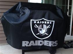 Sal H. verified customer review of Oakland Raiders Grill Cover Deluxe