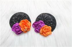 Eugenia M. verified customer review of 2.75 CHUNKY Glitter Mouse Ears