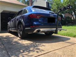 Anonymous verified customer review of Audi A4 Allroad 2016-Present