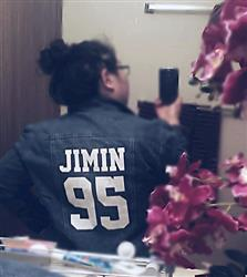 Melissa M. verified customer review of BTS Cute Denim Jacket (2 FOR 1 SPECIAL)