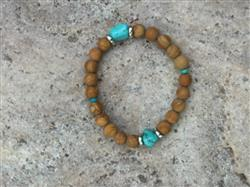 Francine H. verified customer review of Candra Mala Bracelet