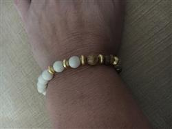 Tania M. verified customer review of Acala Mala Bracelet