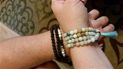 Tim T. verified customer review of Thamas 108 Bead Bracelet