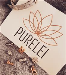 Nadine S. verified customer review of PURELEI 'mesh charmband' silber