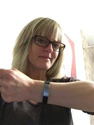 April K. verified customer review of Elite Rugged Classic ID Bracelet