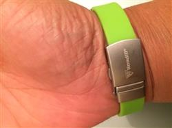 Nathalie C. verified customer review of Elite Rugged Classic ID Bracelet