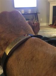 MARK S. verified customer review of Elite Rugged Classic ID Bracelet