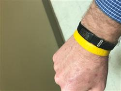 Elizabeth R. verified customer review of Elite Rugged Classic ID Bracelet