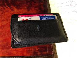 Frank G. verified customer review of Journal Wallet Classic Edition