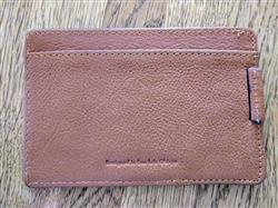Maden, O. verified customer review of Inscribe Wallets Gold Edition - Genuine Cowhide Leather