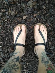 Andreas F. verified customer review of Circadian Lifestyle Sandals