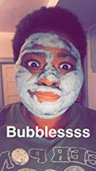 Shea verified customer review of Carbonated Bubble Clay Mask