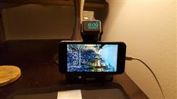 Apple Watch iWatch Charging Dock Stand Bracket Accessories iPhone Holder