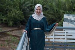 Fara Farah verified customer review of Pleat And Greet Kaftan