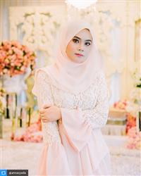 Anna Syada verified customer review of Darling Dreamer Lace Dress