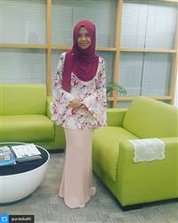 Adellia verified customer review of Windy City Baju Kurung Moden