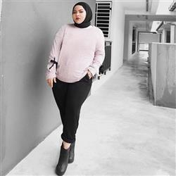 Sarah Aziz verified customer review of Natural Sweetener Sweater