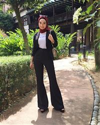Farah Farhana verified customer review of Sleek for Itself Pants