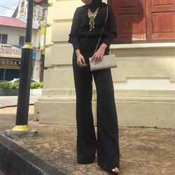 Aida Syahira verified customer review of Sleek for Itself Pants