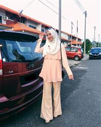 Iffah Fakhira verified customer review of Sleek for Itself Pants