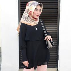 Syifa Izzurin verified customer review of Flair In Layers Top