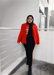 Sarah Aziz verified customer review of Dress to Impress Blazer