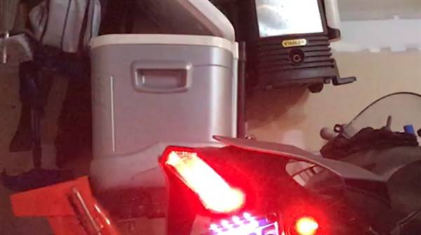 david L. verified customer review of 2017-2018 Yamaha YZF-R6 Blaster-X Integrated LED Tail Light