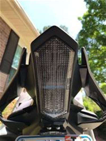 Robert C. verified customer review of 2017-2018 Yamaha YZF-R6 Blaster-X Integrated LED Tail Light