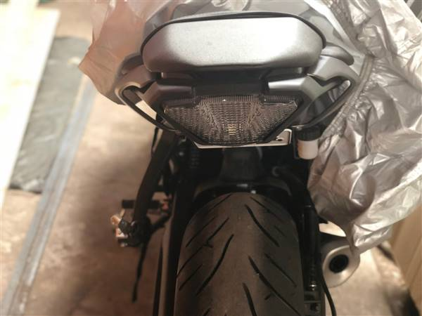 Francisco A. verified customer review of 2018-2019 Yamaha MT-07 Blaster-X Integrated LED Tail Light