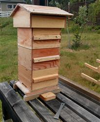 John H. verified customer review of Warre Hive Box