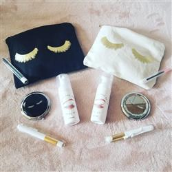 Candace B. verified customer review of Lash Out Pouch