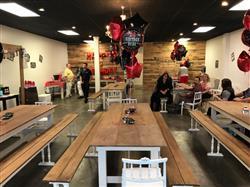 Alicia H. verified customer review of Vintage Dude Metallic Balloon, 50th (10/case)