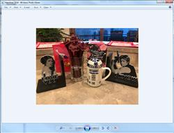Laura C. verified customer review of Beef Jerky Flower Bouquet & Beer Mug