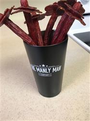 Savanna E. verified customer review of Beef Jerky Flower Bouquet - Black Steel Edition