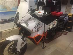 Denes S. verified customer review of Rally Raid Front Rally Fairing KTM 950/990 Adventure All Years