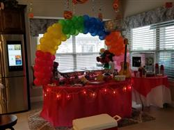 Susan W. verified customer review of Balloon Arch Kit