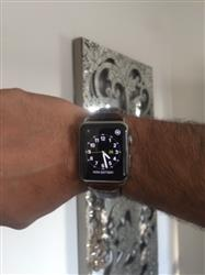 Emanuel L. verified customer review of Vintage Leather Apple Watch Bands